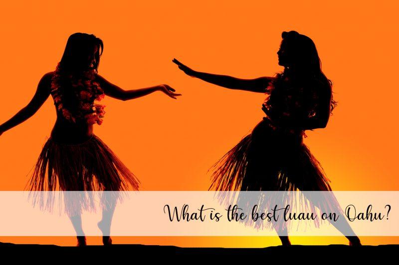 best luau on Oahu