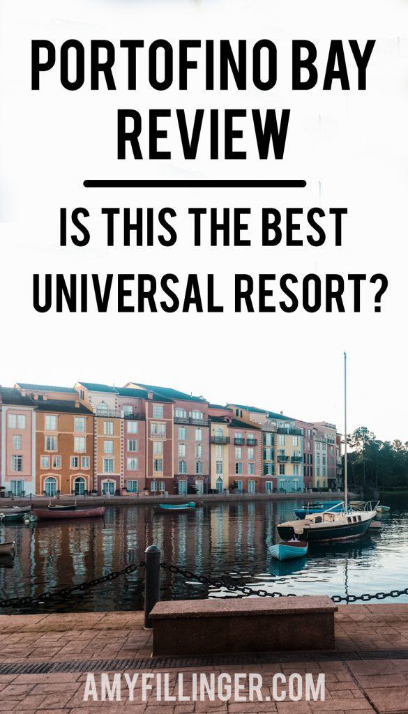 Loews Portofino Bay Review