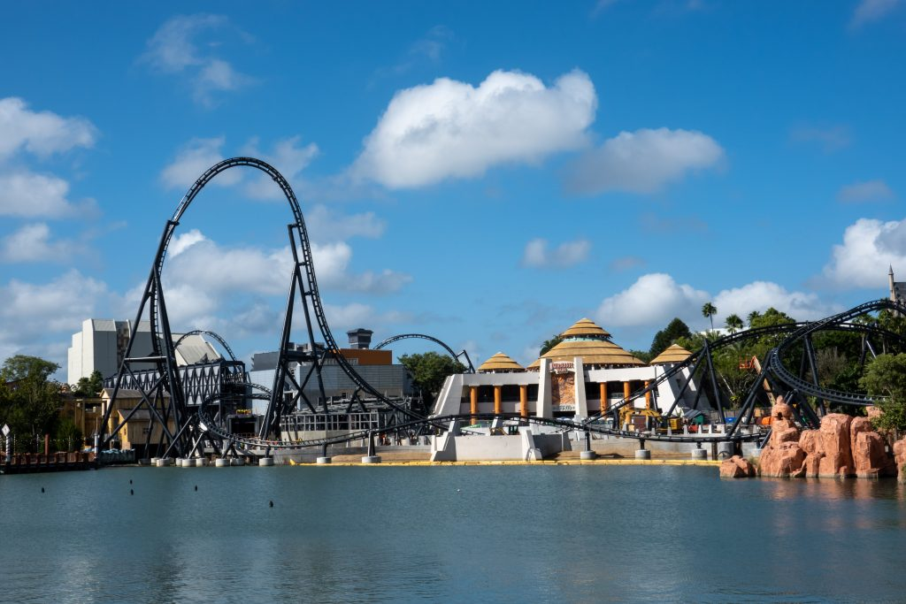 most thrilling rides at Universal