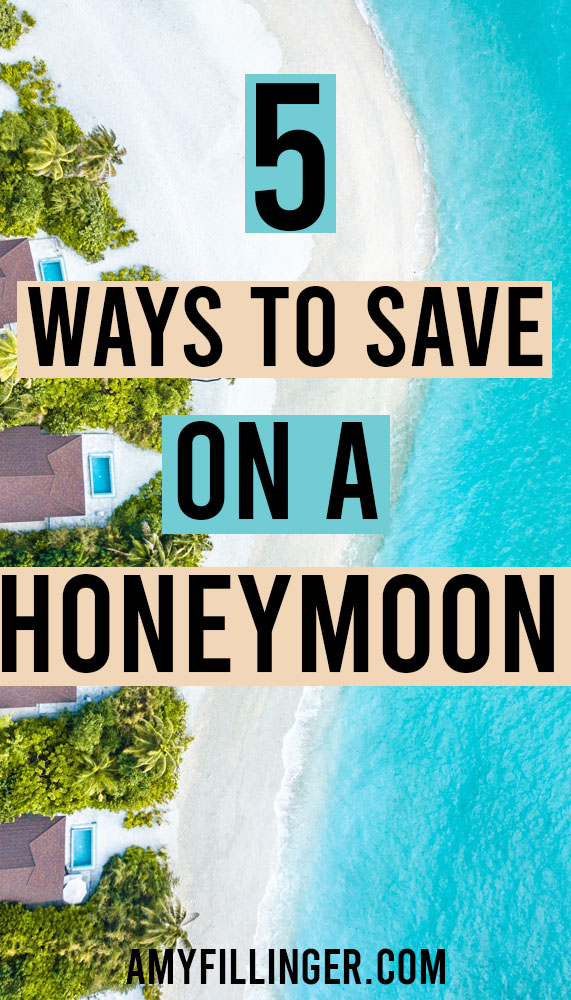 how to save on a honeymoon